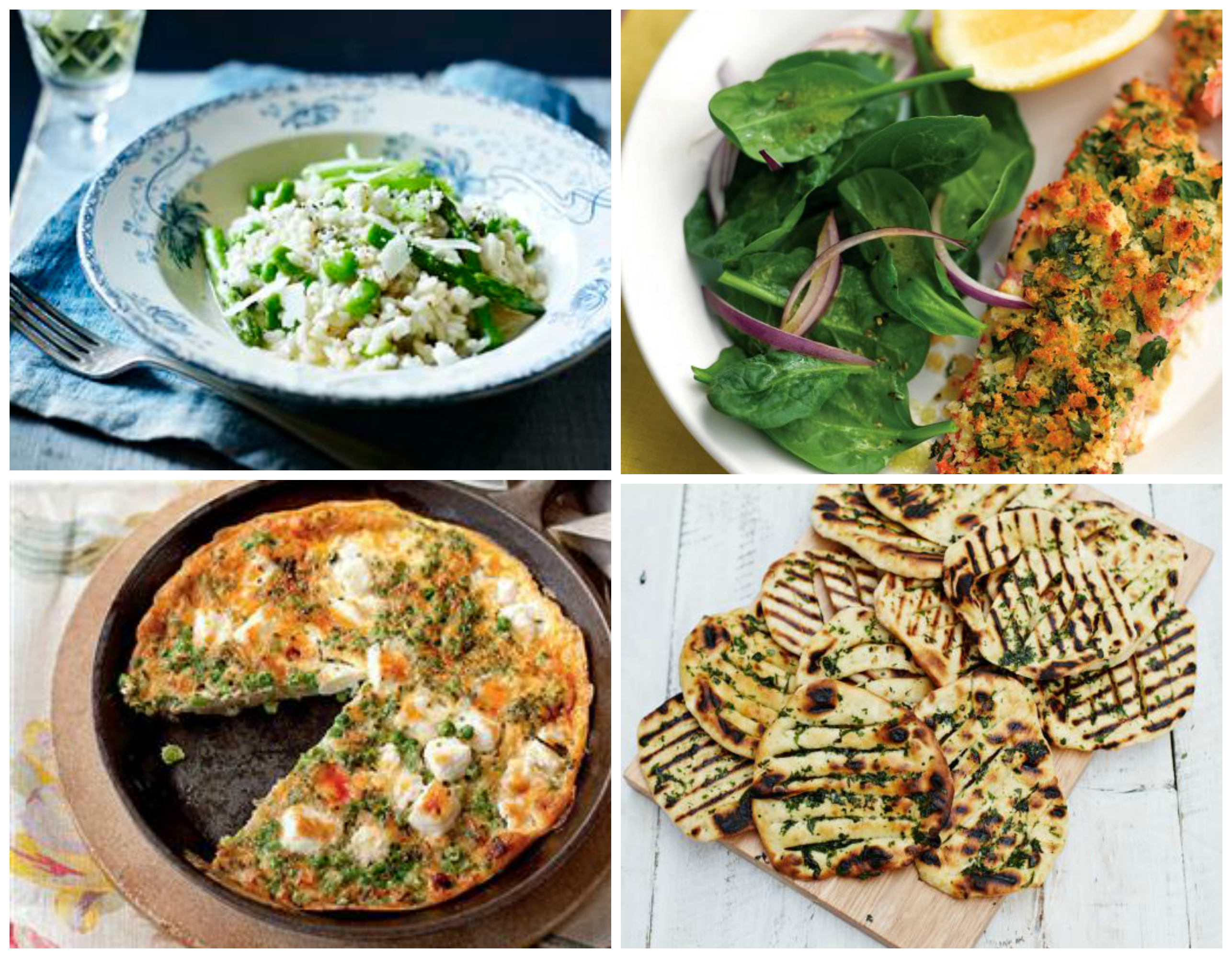 Loving right now - Fourteen Favourite Springtime Recipes at kerrycooks.com