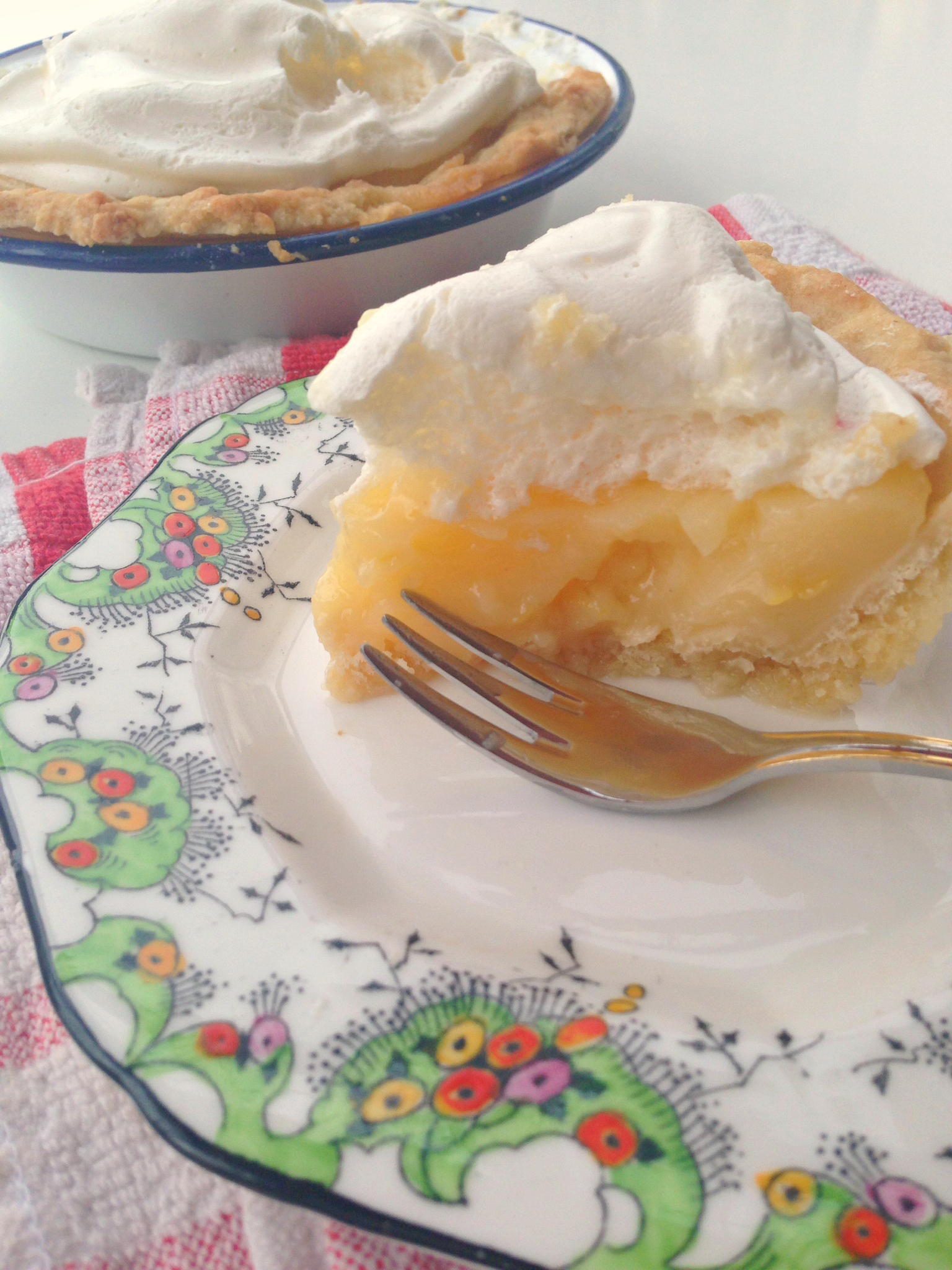 Lemon Meringue Pie - easy recipe at kerrycooks.com !