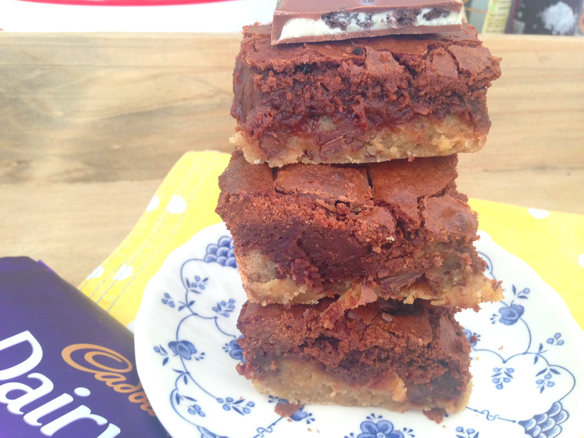 These are THE best brownie recipes I've ever tried and eaten in my life! You HAVE to pin this!