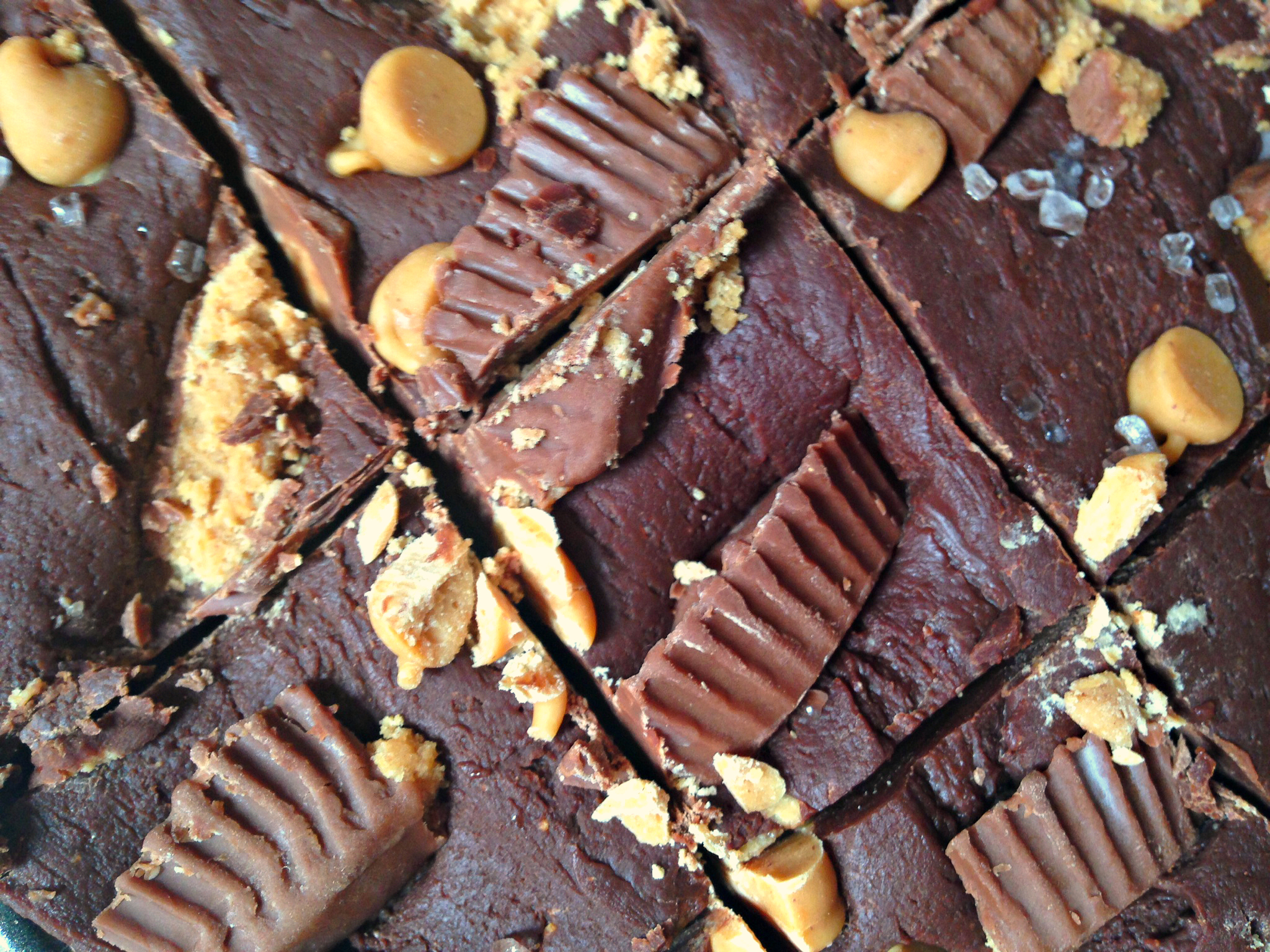 Reese's Chocolate Peanut Butter Cup Fudge | kerrycooks.com